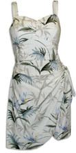 Hawaii Loa Hawaiian Sarong Dress