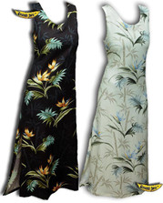 Hawaii Loa Hawaiian Long Tank Dress