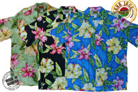 Kahala Mandarin Men's Hawaiian Shirts