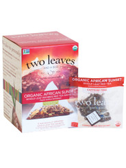 Two Leaves and a Bud - Organic African Sunset Tea