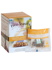 Two Leaves and a Bud - Organic Chamomile Tea