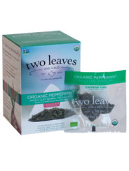 Two Leaves and a Bud - Organic Peppermint Tea