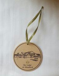 Lodge Ornament