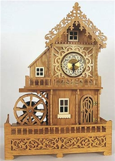Mill Clock Parts Kit