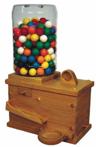 Large Gumball Machine Ready to Assemble Kit