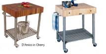 Cucina D'Amico Kitchen Cart