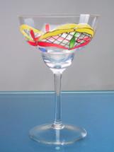 Orleans Margarita Glasses Set/4