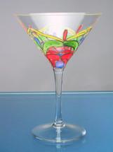 Orleans Martini Glasses Set/4