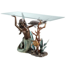 Mermaid Console Table by SPI