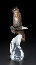 "Starlite Originals ""Cloud King"" Eagle Sculpture"