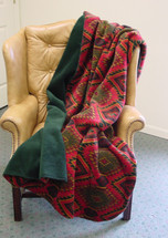 Navaho Wind Microplush Throw