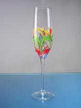 Orleans Champagne Flutes Set/4