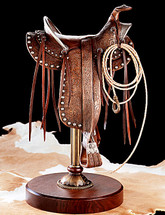 "Starlite ""Centerfire"" Saddle"