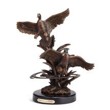 """Landing Gear Down"" Sculpture by Big Sky Carvers"