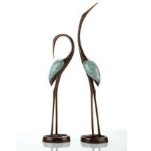 Crane Song Sculpture