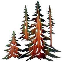 """Tree Stand""  Metal Wall Art"
