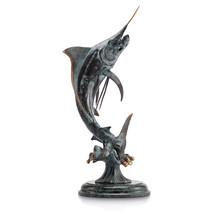 "San Pacific ""Sweet Success Marlin"" Trophy Sculpture"
