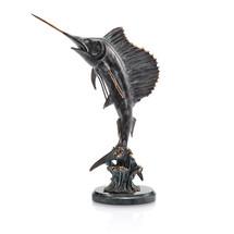 """Tail Walker""  Sailfish Sculpture by San Pacific"
