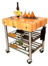 D'Amico Wine Cart