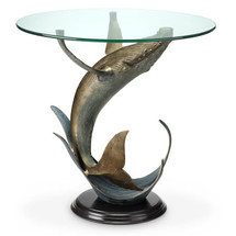 Whale End Table by SPI