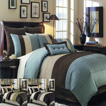 Hudson Multi - Piece Luxury Bedding Set