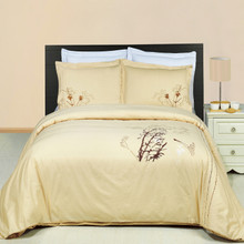 Katella Embroidered Multi-Piece Duvet Set