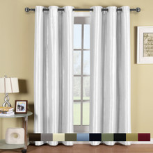 Soho Grommet Thermal coating Blackout Window Curtain Panel
