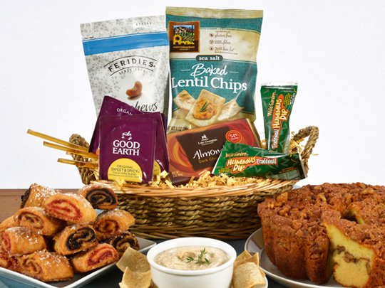 gourmet food gifts and kosher gift baskets challah connection