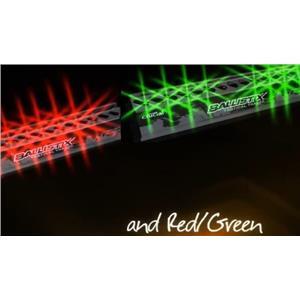 Crucial - Ballistix Tracer 16GB kit (8GBx2) DDR3 PC3-12800 Red Green LED
