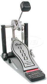 DW 9000 Single Bass Drum Pedal with Bag