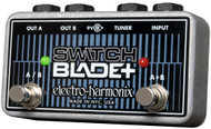 Electro-Harmonix Switchblade+ ABY Channel Selector
