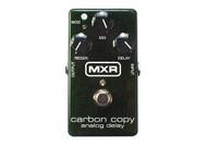 MXR M169 Carbon Copy Analog Delay Pedal