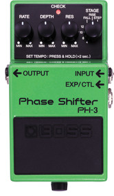 Boss PH-3 Phase Shifter Phaser Pedal