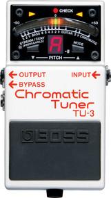Boss TU3 LED Tuner Pedal