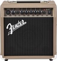 Fender Acoustasonic™ 15 Acoustic Guitar Combo Amplifier