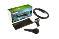 ShurePGA58QTR Vocal Microphone w/cable