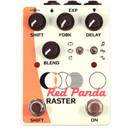 Red Panda Raster Delay