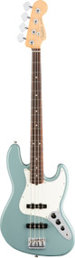 Fender American Professional Jazz Bass Sonic Gray with Case