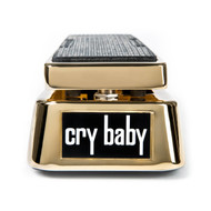 Dunlop 50th Anniversary Gold Cry Baby® Wah GCB95G