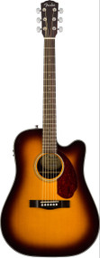 Fender CD-140SCE Sunburst with hardshell case