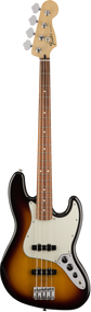 Fender Standard Jazz Bass Brown Sunburst
