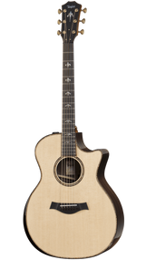 Taylor 914ce V-Class Acoustic Guitar with Case