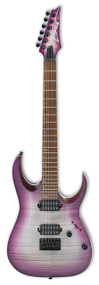 Ibanez RGA42FMTLF, Transparent Purple Flat Burst