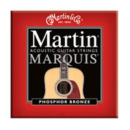 Martin M-2100 Marquis Phosphor Bronze Light 12-54 Acoustic Guitar Strings