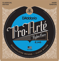D'Addario EJ46 Pro-Arte Nylon Hard Tension Classical Guitar Strings