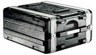 Gator Cases GR-4S 4-Space 19 inch Shallow Polyethylene Rack