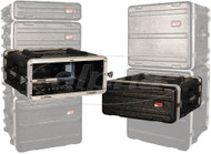 Gator Cases GR-4L 4-Space 19 inch Deluxe Polyethylene Rack