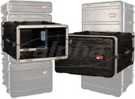 Gator Cases GR-6L 6-Space 19 inch Deluxe Polyethylene Rack