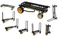 "RockNRoller R16RT Rock N Roller MultiCart - R16 ""Max Wide"" w/R Trac (600lb capacity)"