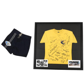 Malibu Surfing Association Autographed T-shirt  and Trunks